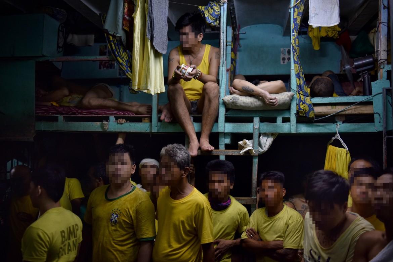 奎松城监狱,2016年11月