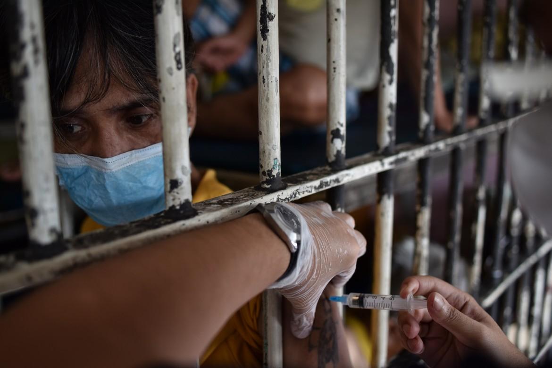 Quezon City Jail, November 2016