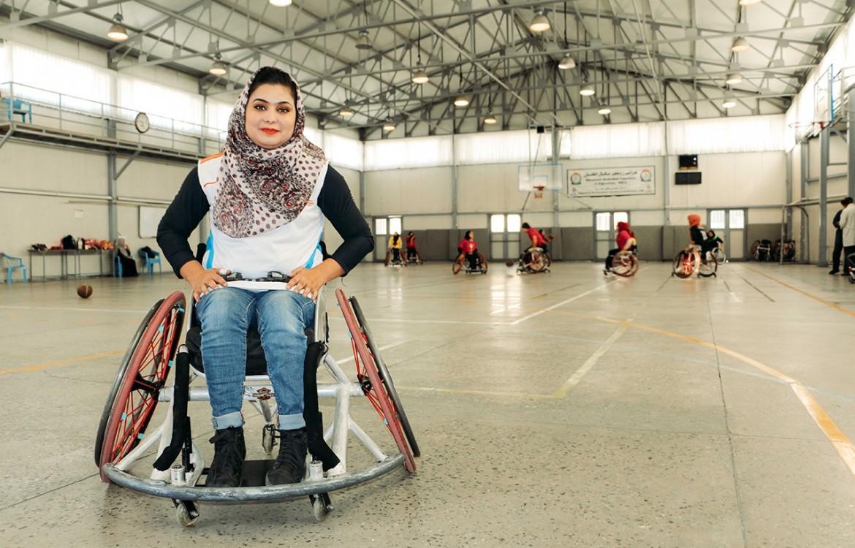 卡米拉•拉希米(Kamila Rahimi),24岁