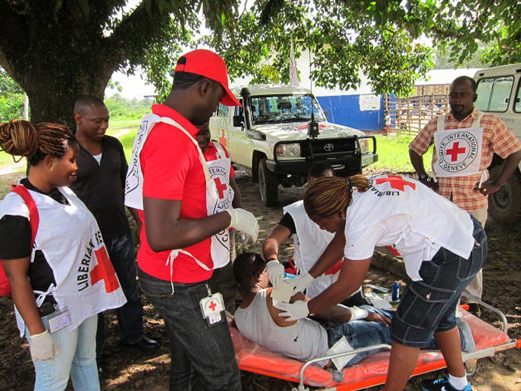 Harbel, Liberia, 26 June 2015.