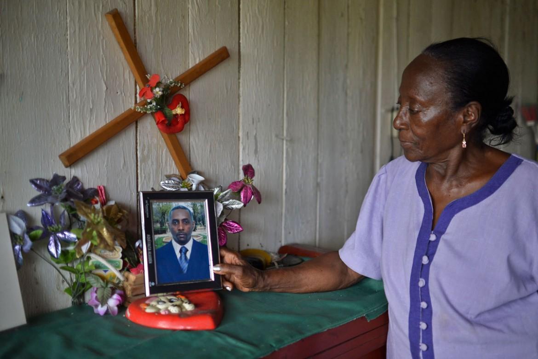 'Tengo fe en que podré sepultar los restos de mi hijo'