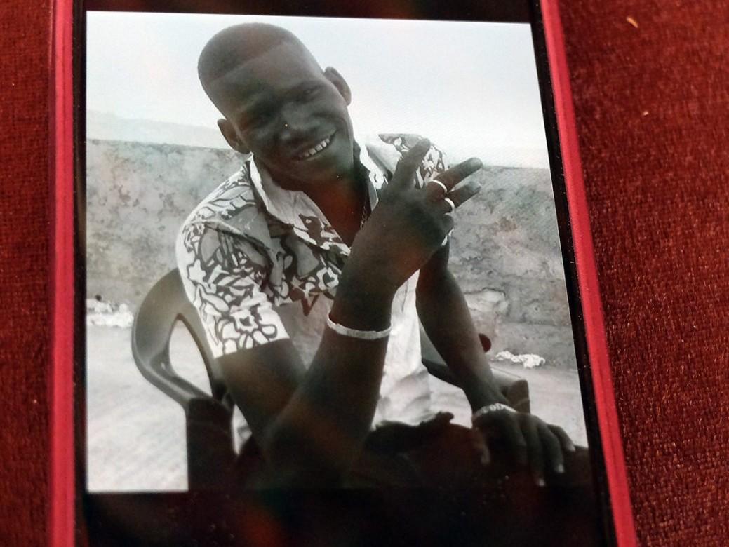 Amadou est parti
