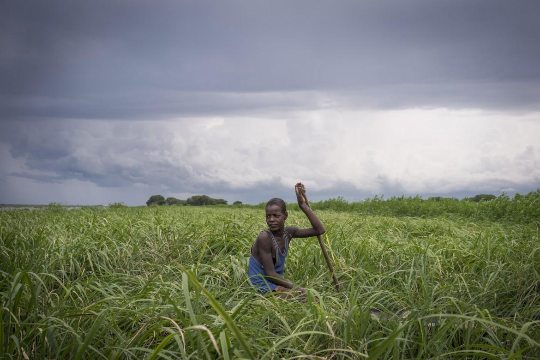 南苏丹小憩