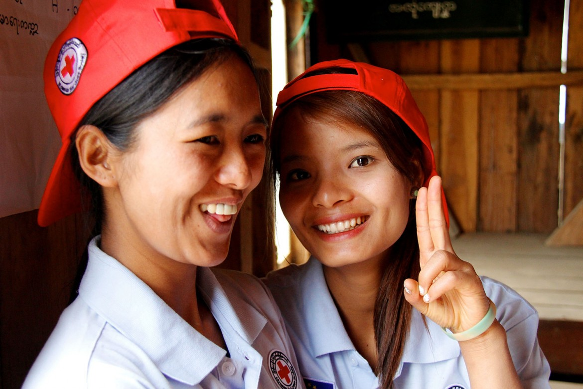 12:00 pm, Myanmar: Messages for the future