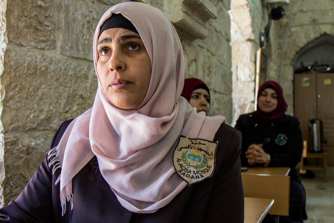 Mesquita de Al-Aqsa, Jerusalém