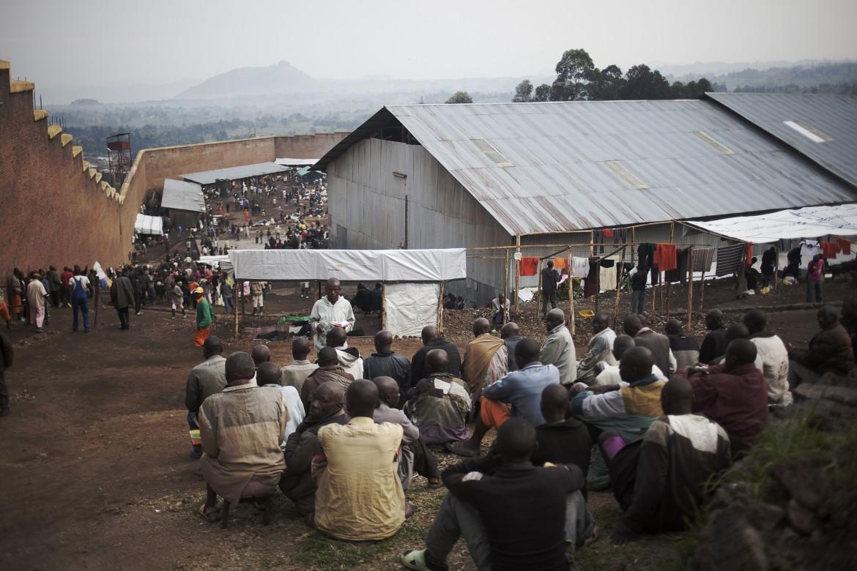 Rubavu Prison, Rwanda, 22 July 2014.