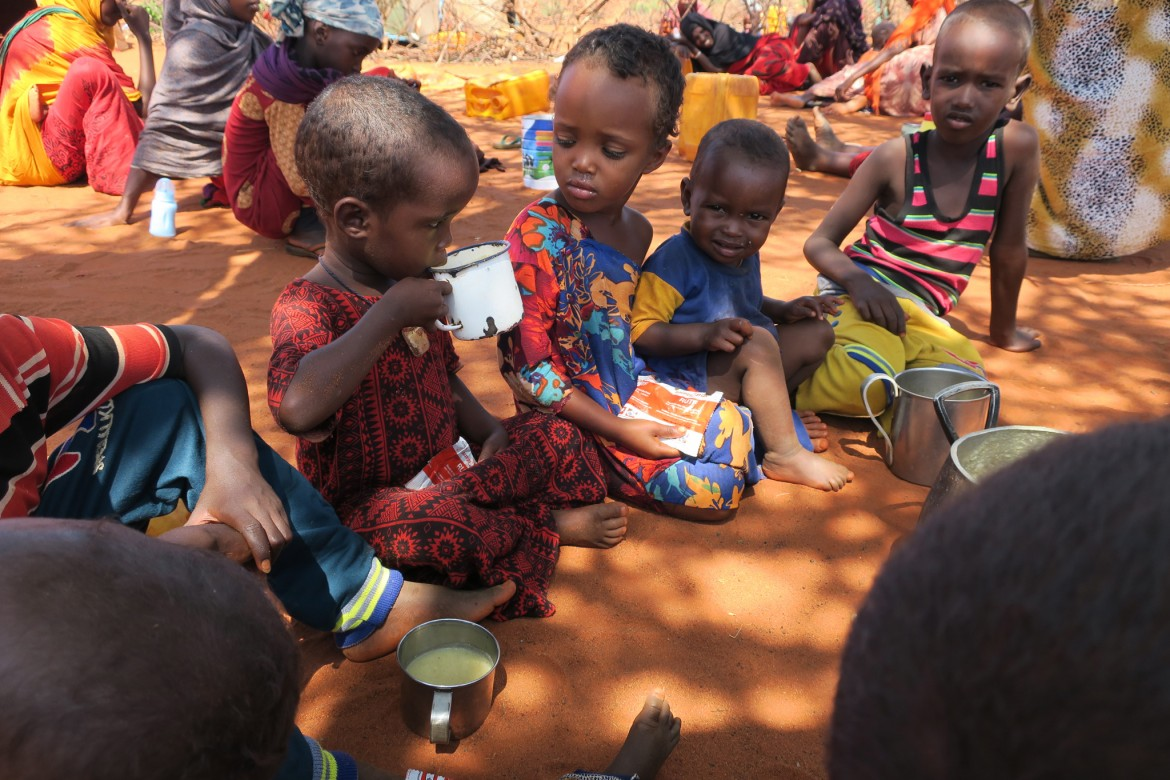 how to support somalia drought
