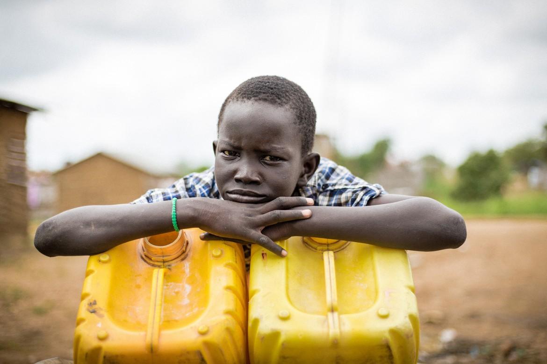 Juba, Soudan du Sud.