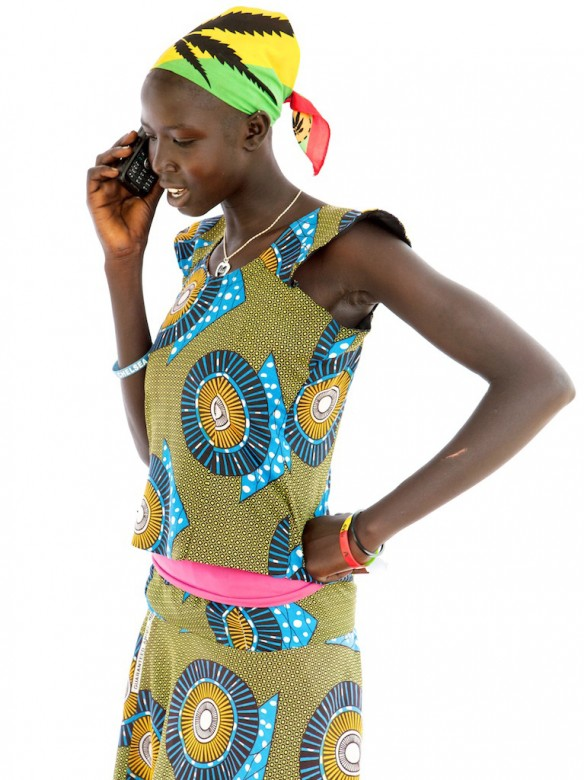 尼亚库布·维尤阿勒,16岁,来自阿科博