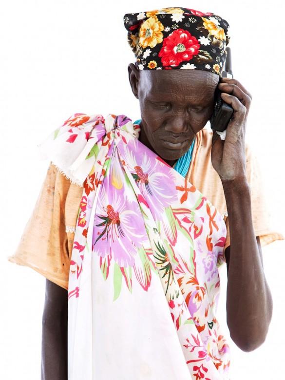 تشول لول والو، نحو 60 عامًا، من أكوبو