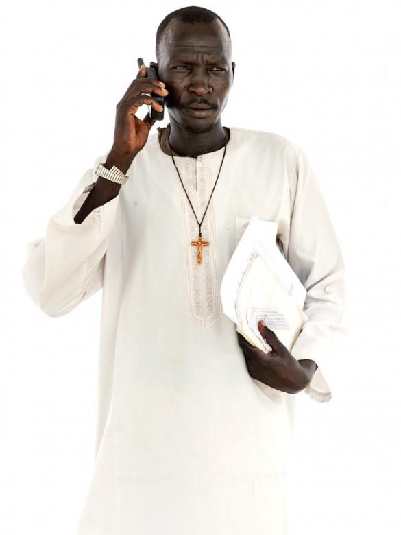 约翰·库伊什·舒勒(John Kuich Chol),42岁,来自阿科博