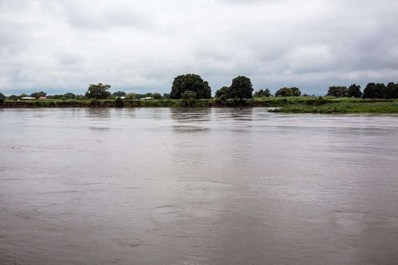 南苏丹,朱巴,卢卢朱,红十字国际委员会水处理厂。