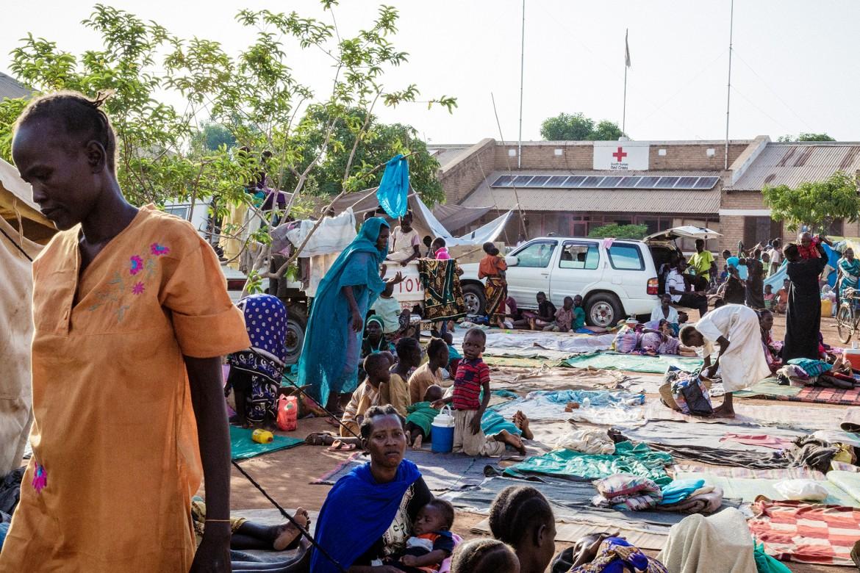 Wau, Soudan du Sud.
