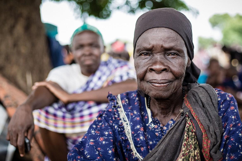 Biringi, à l'extérieur de la ville de Wau, Soudan du Sud.