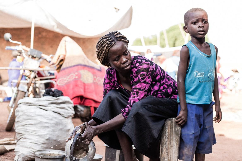 南苏丹,瓦乌。