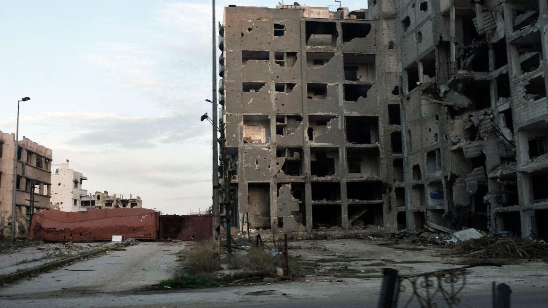 Homs, Siria, 25 de febrero de 2016