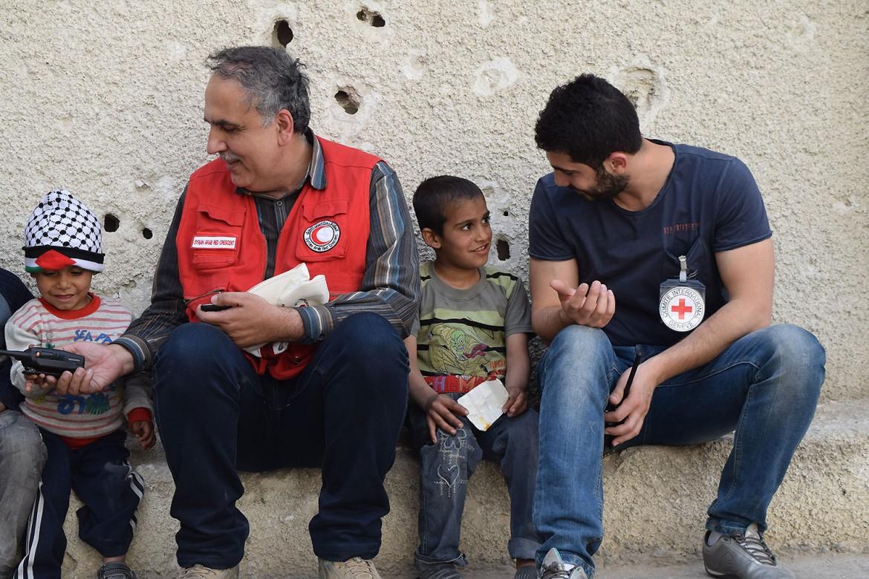 13.00 叙利亚:游戏和快乐