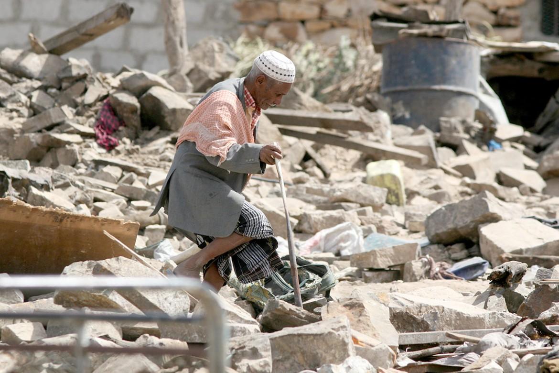 Taiz, área de Dahra, distrito de Janad