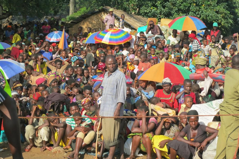 2015年5月17日,坦桑尼亚,卡贡加