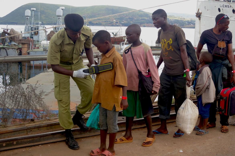 2015年5月17日,坦桑尼亚,基戈马区,卡马乌