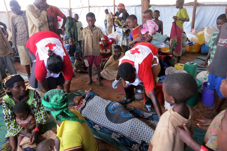 Kamau, Kigoma, Tanzânia, 17 de maio de 2015