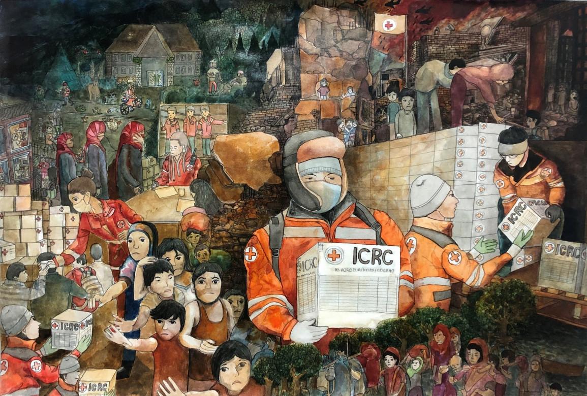 ICRC Theme — Winner