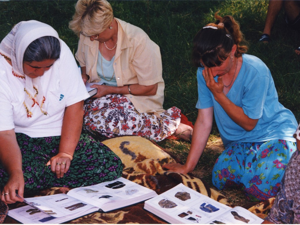 2002年,波黑斯雷布雷尼察。