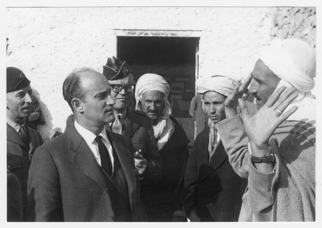 1954-1962 : Guerre d'Algérie