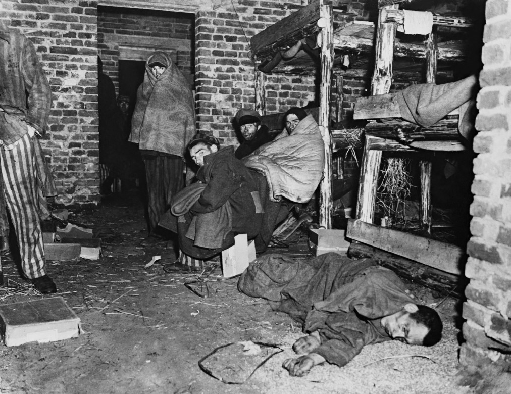 1948年:防止种族屠杀