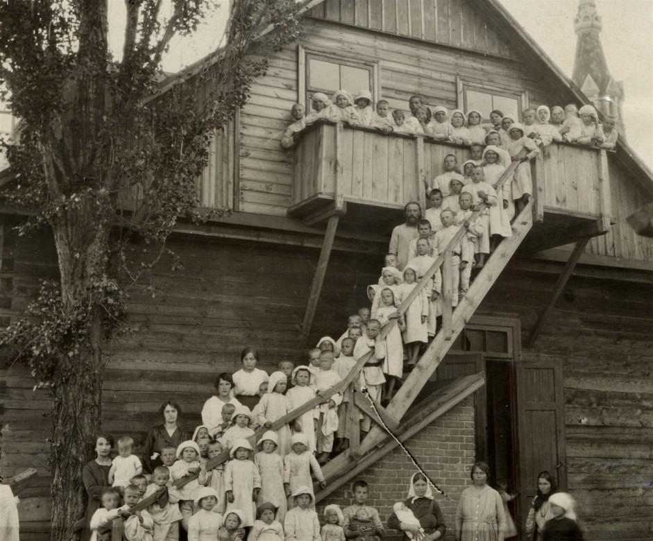 После Первой мировой войны 1914-1918 гг. Брест-Литовск, 1919 г.