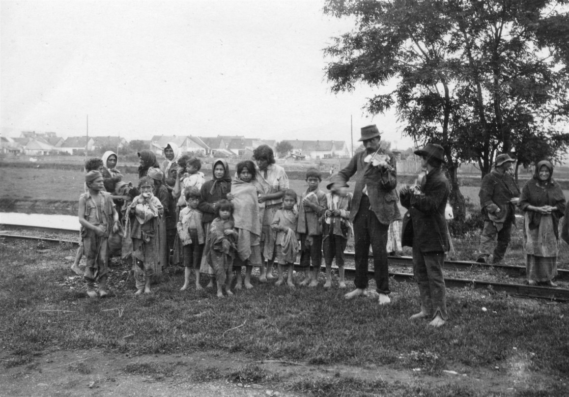 После Первой мировой войны 1914-1918 гг. Румыния, 1920 г.
