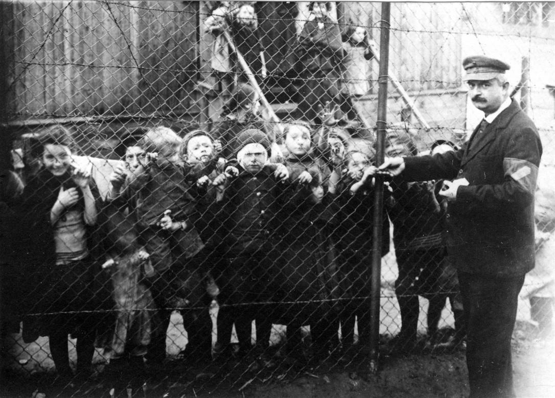 Первая мировая война 1914-1918 гг. Германия, Хольцминден.