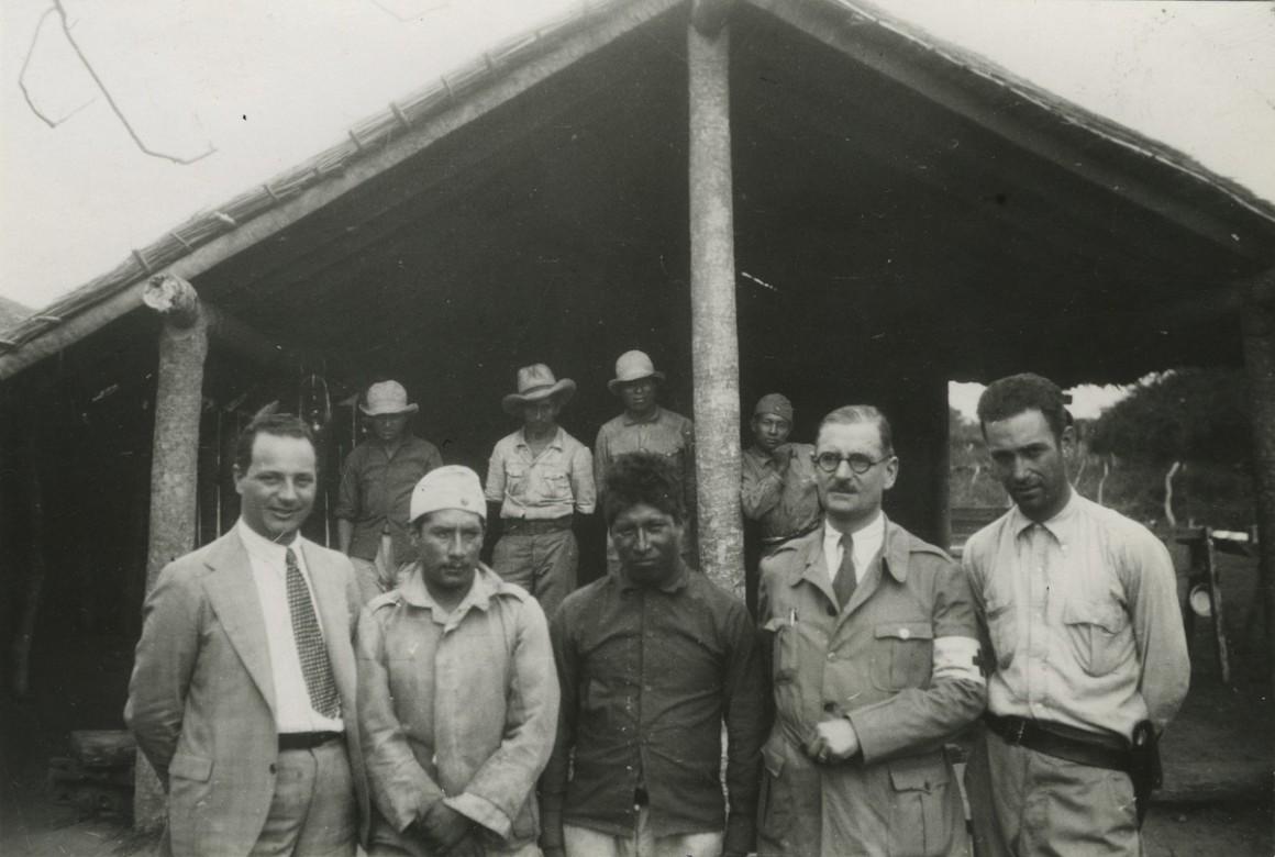 1933年5月,大坎波。