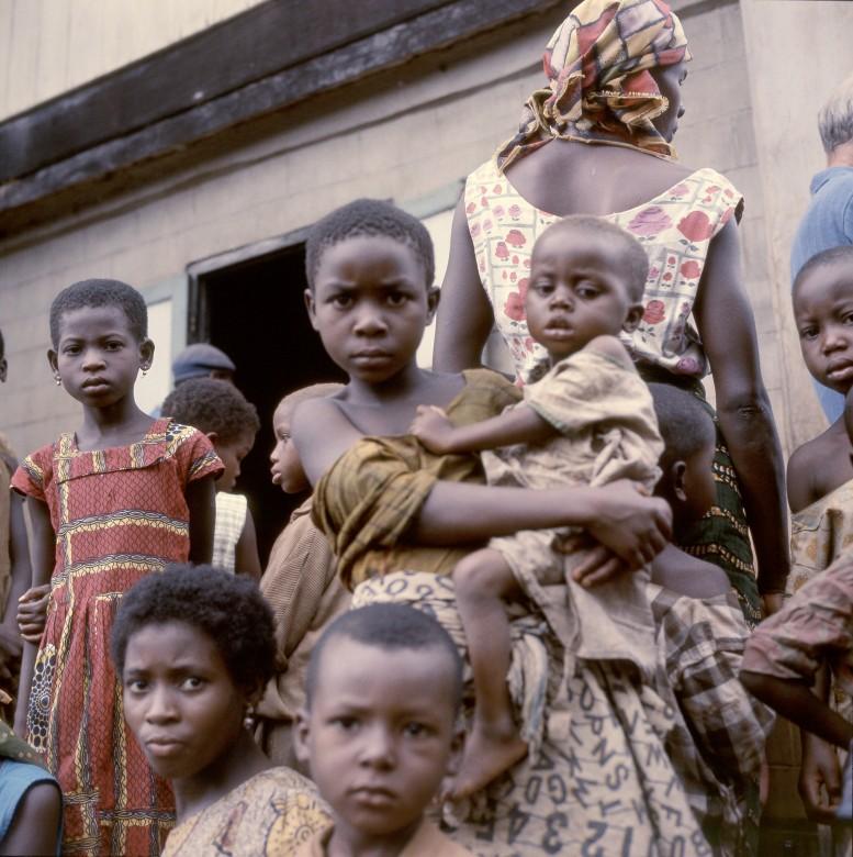 1968-1970 : SOS Biafra