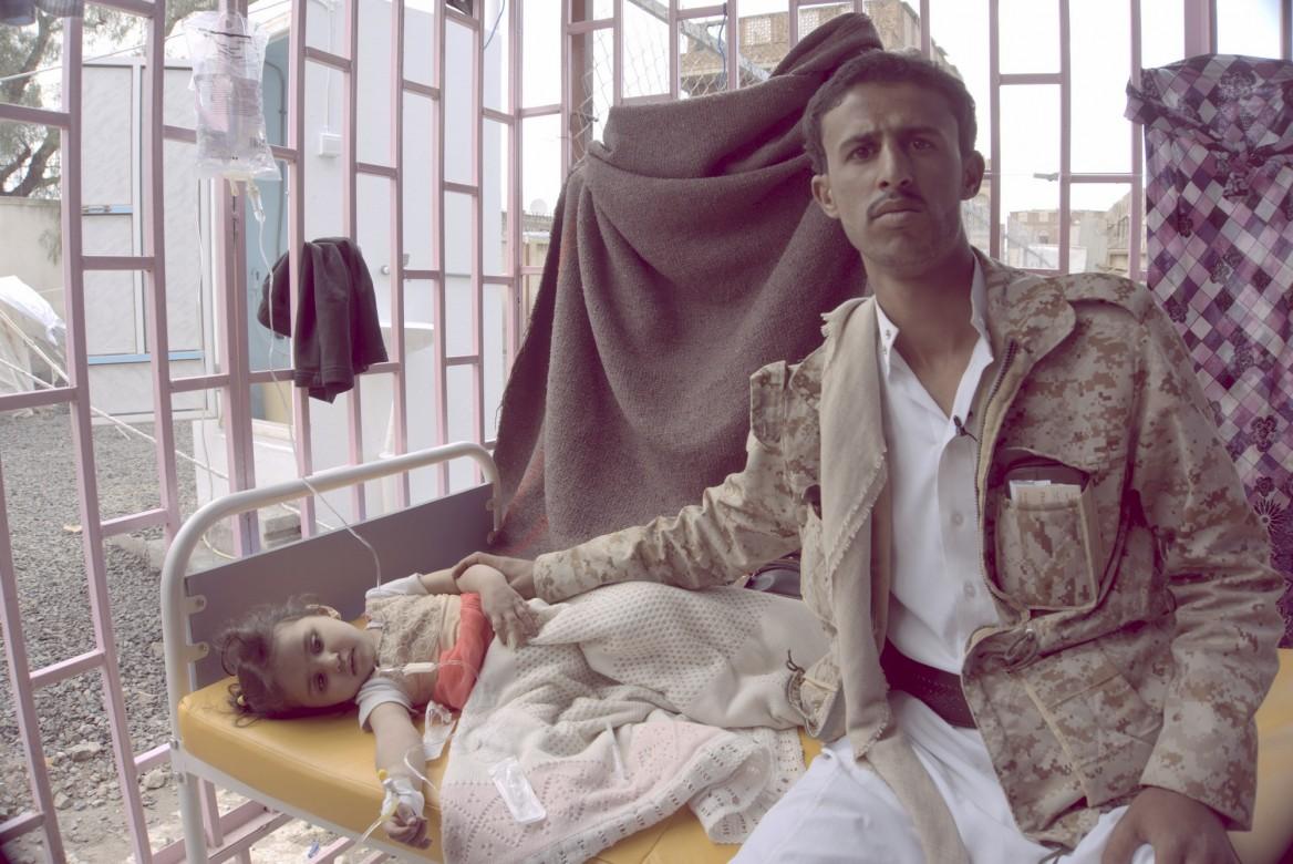 Situación lamentable en Yemen