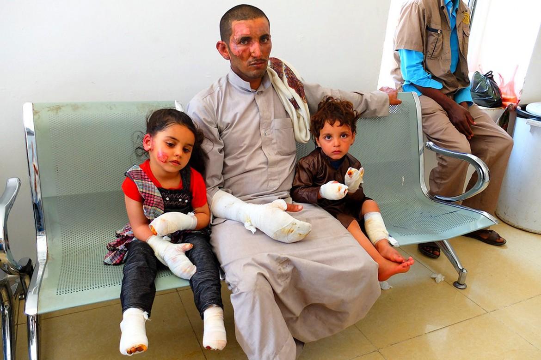 Aden, hôpital de Jumhouriya