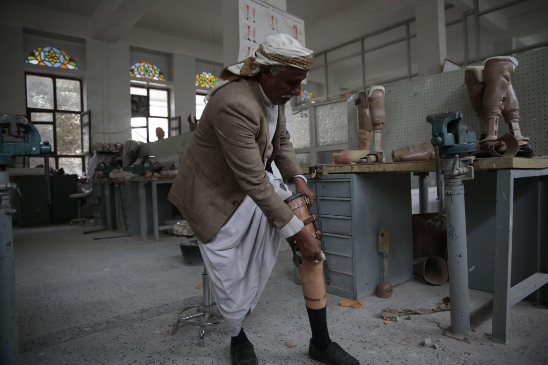 来自也门萨那的阿卜杜·加伊德(Abdo Qaed)