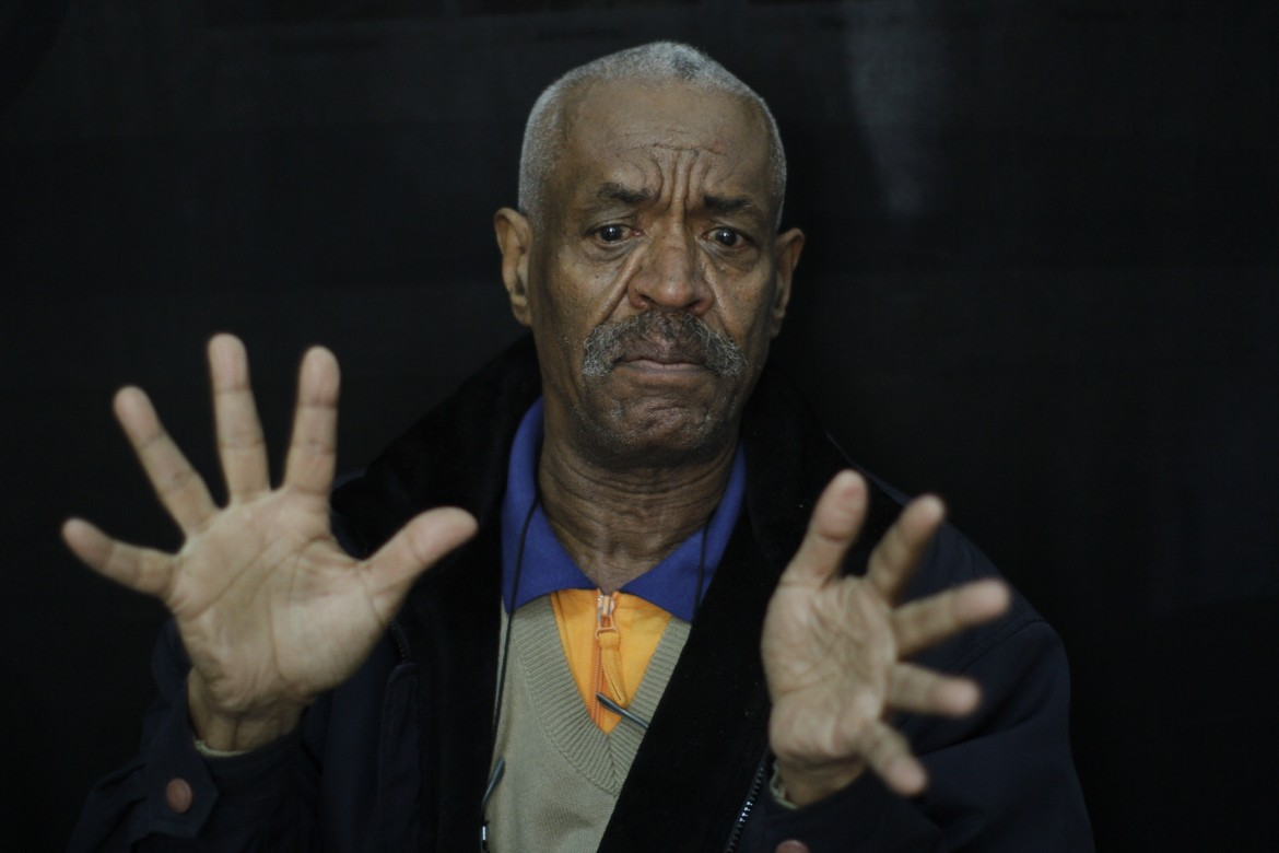 Ali Edriss, 56 years old, originally from Eritrea