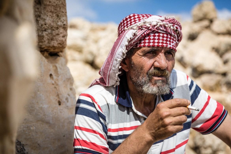 Rizeq Abu Nasser, Naplusa, Cisjordania.