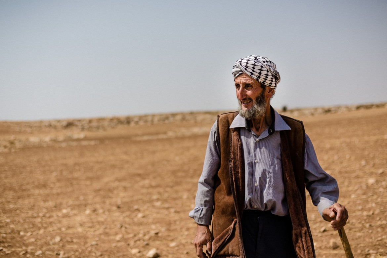 Ziad Makhamreh, Hebrón, Cisjordania.