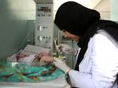 Mirwais Hospital in Kandahar, Afghanistan