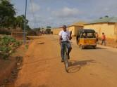 8:00 am, Somalia: Have wheels, will travel