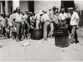 Prisoner-of-war camp in Villa Hayes.