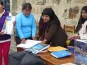 Perú: penales del altiplano reciben las bibliomaletas