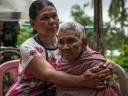 'Minha filha, ainda estou viva'