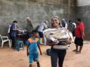 ¡Ganémosle juntos a la malaria!: respondiendo a las necesidades más urgentes de la población