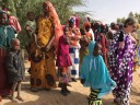 Apoio econômico à comunidade é um recurso vital para as mulheres no norte do Mali