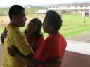 Después de años sin noticias, familia se reencuentra con hijo detenido en Panamá