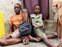 Kinshasa : une boutique de fortune pour survivre