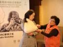 中国:首届媒体沙龙为记者开展国际人道法及急救培训